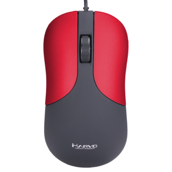 MARVO DMS002RD USB WIRED MOUSE