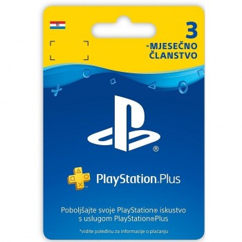 PlayStation Plus Card 90...