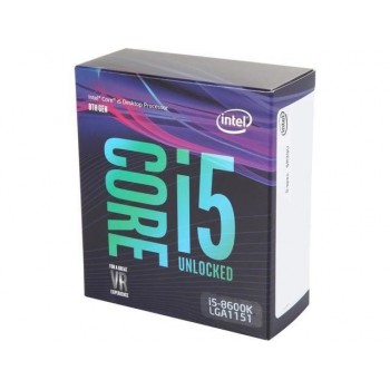 CPU INTEL CORE I5-8600K...