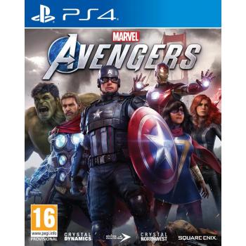 Marvel's Avengers PS4...