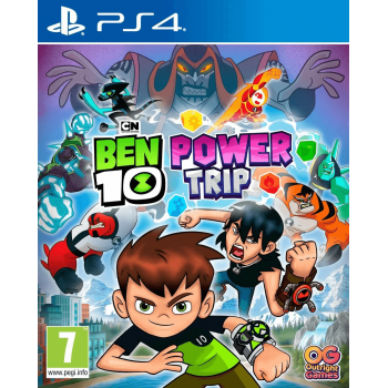 Ben 10: Power Trip! PS4