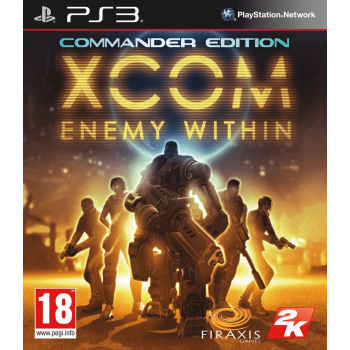 XCOM: Enemy Within PS3