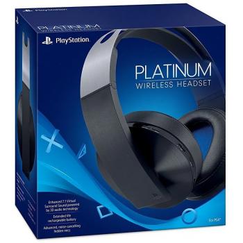 PS4 Wireless Platinum Headset