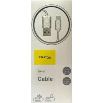 TREQA CA-8213 2.1A PVC...