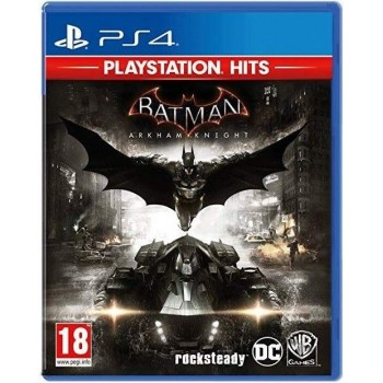 Batman: Arkham Knight HITS PS4