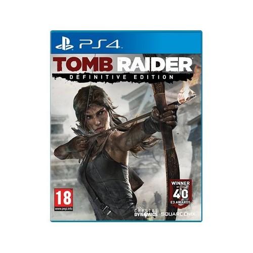 Tomb Raider Definitive...