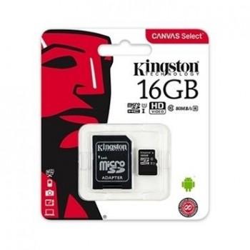 Kingston Micro sd card 16gb