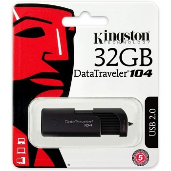 Kingston Usb DT104 MEM UFD...