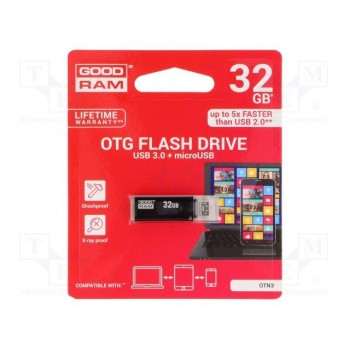 Goodram 32gb OTN3 Black USB...