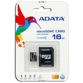 ADATA mem sd micro card...