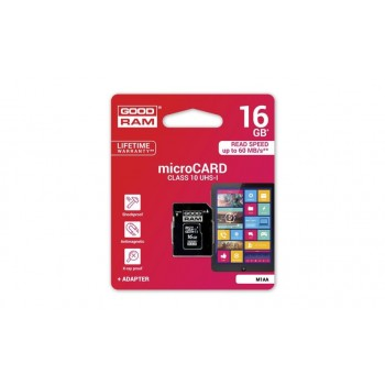 Goodram 16gb micro card...