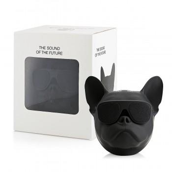 Zvučnik Bluetooth Dog Black