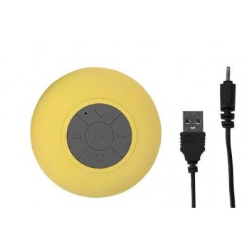Zvučnik Bluetooth Click Yellow