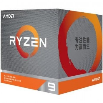 AMD CPU Desktop Ryzen 9...
