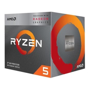 AMD CPU Desktop Ryzen 5 3400G
